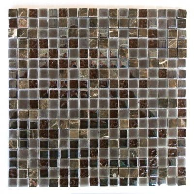 Quartz Collection 5/8 x 5/8 Cioccolato