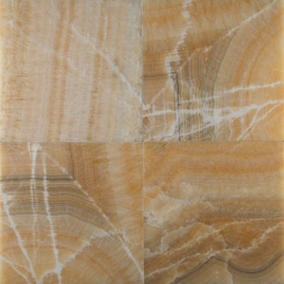 Yellow Onyx 12X12 Polished