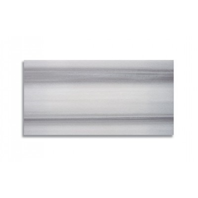 Zebra White 12x24 Polished Marble Tile