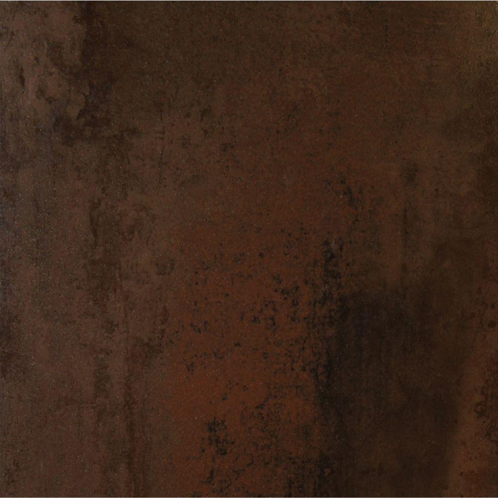 Antares Copper Iron 20X20 Matte Porcelain Tile