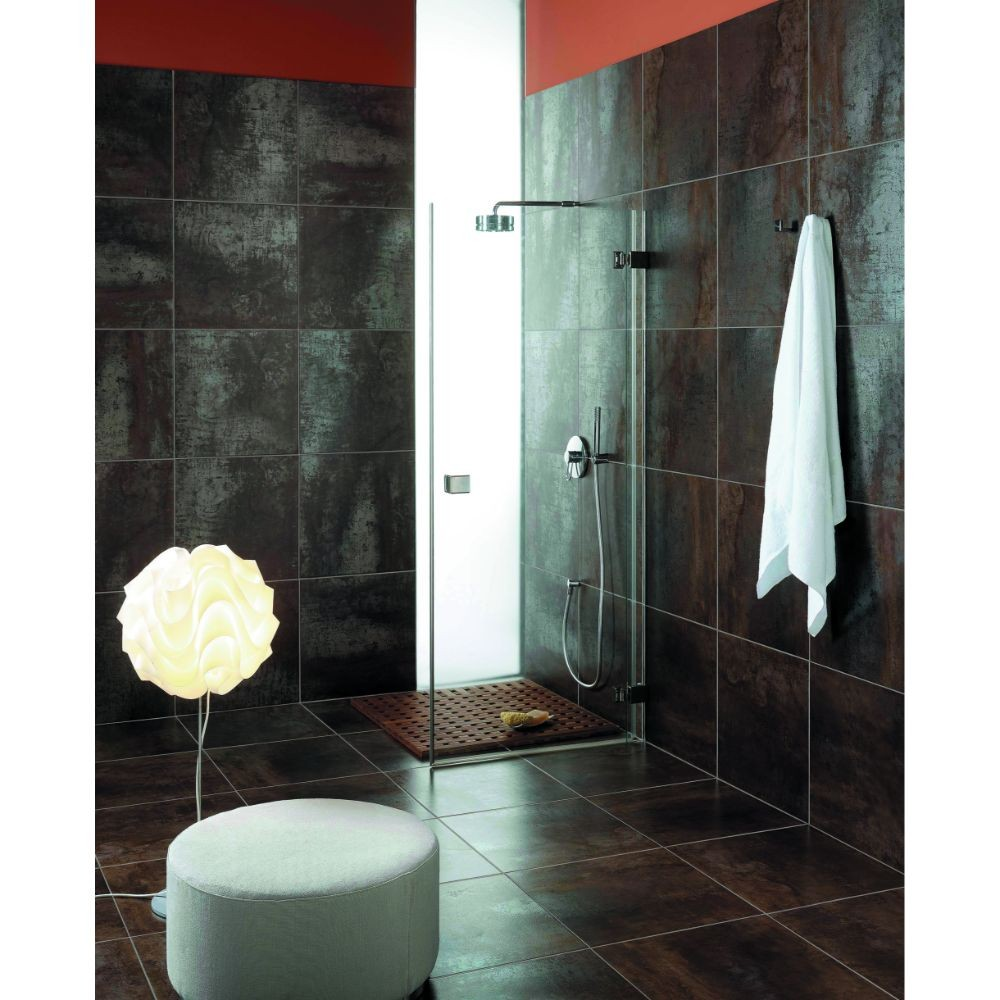 Antares Saturn Coal 20X20 Matte Porcelain Tile