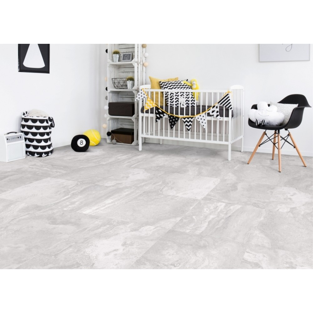 Antico Ivory 36X36 Polished Porcelain Tile