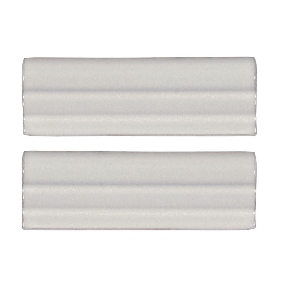 Antique White 2x6 Glossy Crown Molding