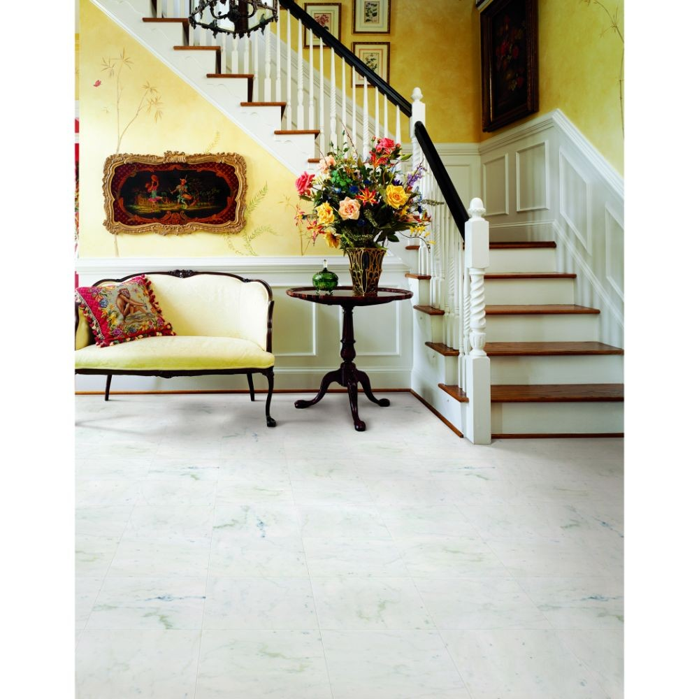 Arabescato Carrara 12X12 Polished Marble Tile