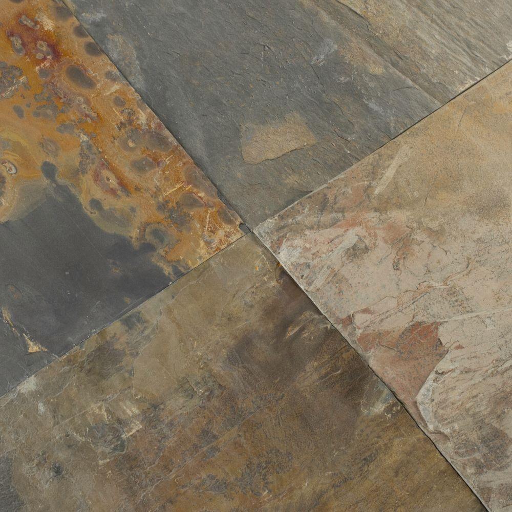Autumn 24x24 Gauged Floor Tile