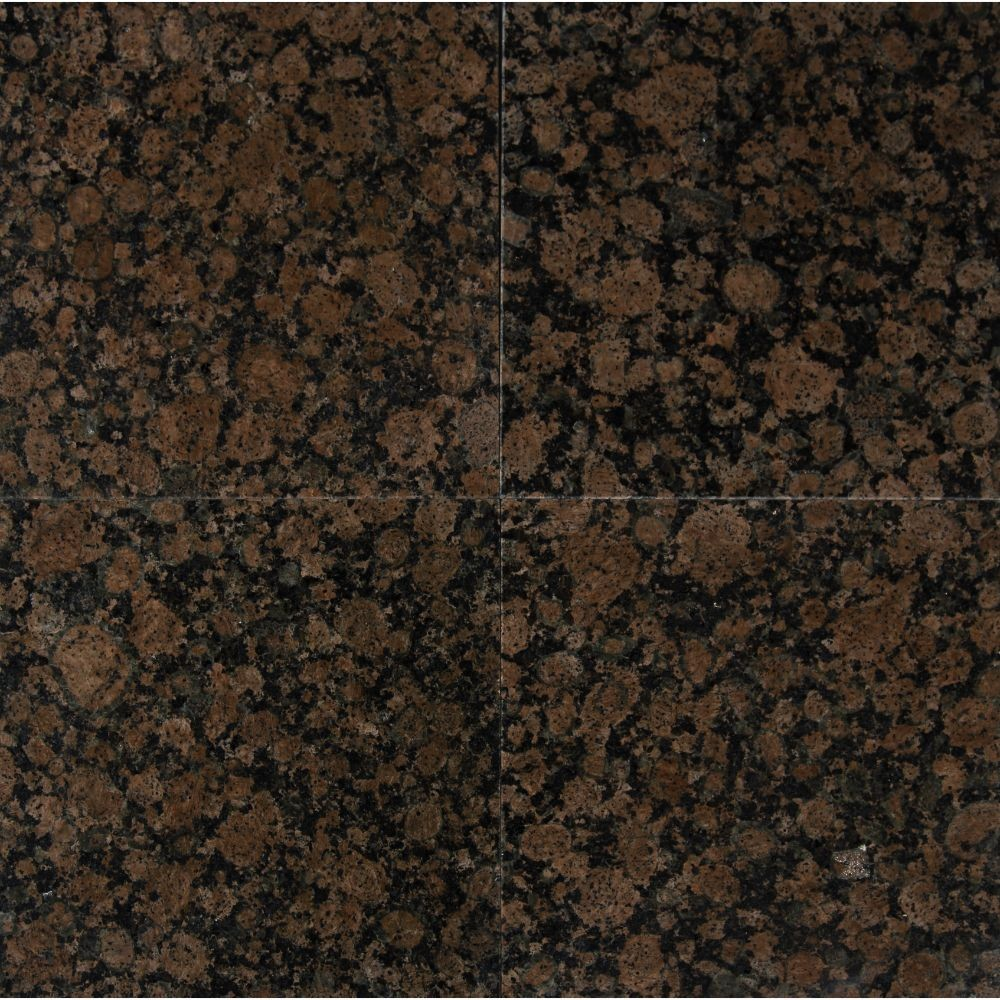 Baltic Brown 12X12 Polished