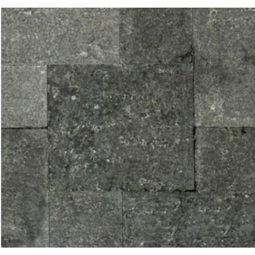 Basalt Blue Paver 24x24 Flamed Paver