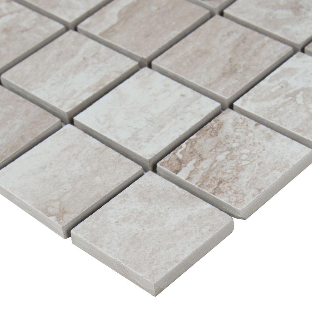 Bernini Camo 2X2 Matte Mosaic