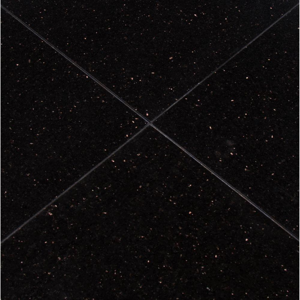 Black Galaxy 18X18 Polished