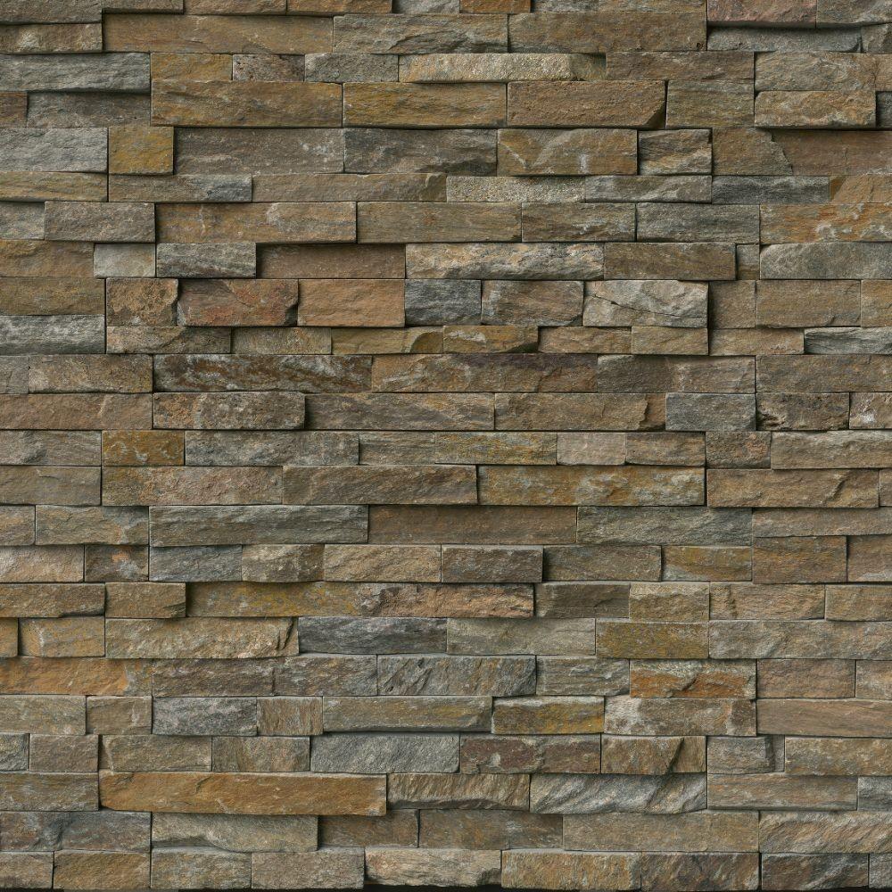 Canyon Creek 6x12x6 Splitface Corner Ledger Panel