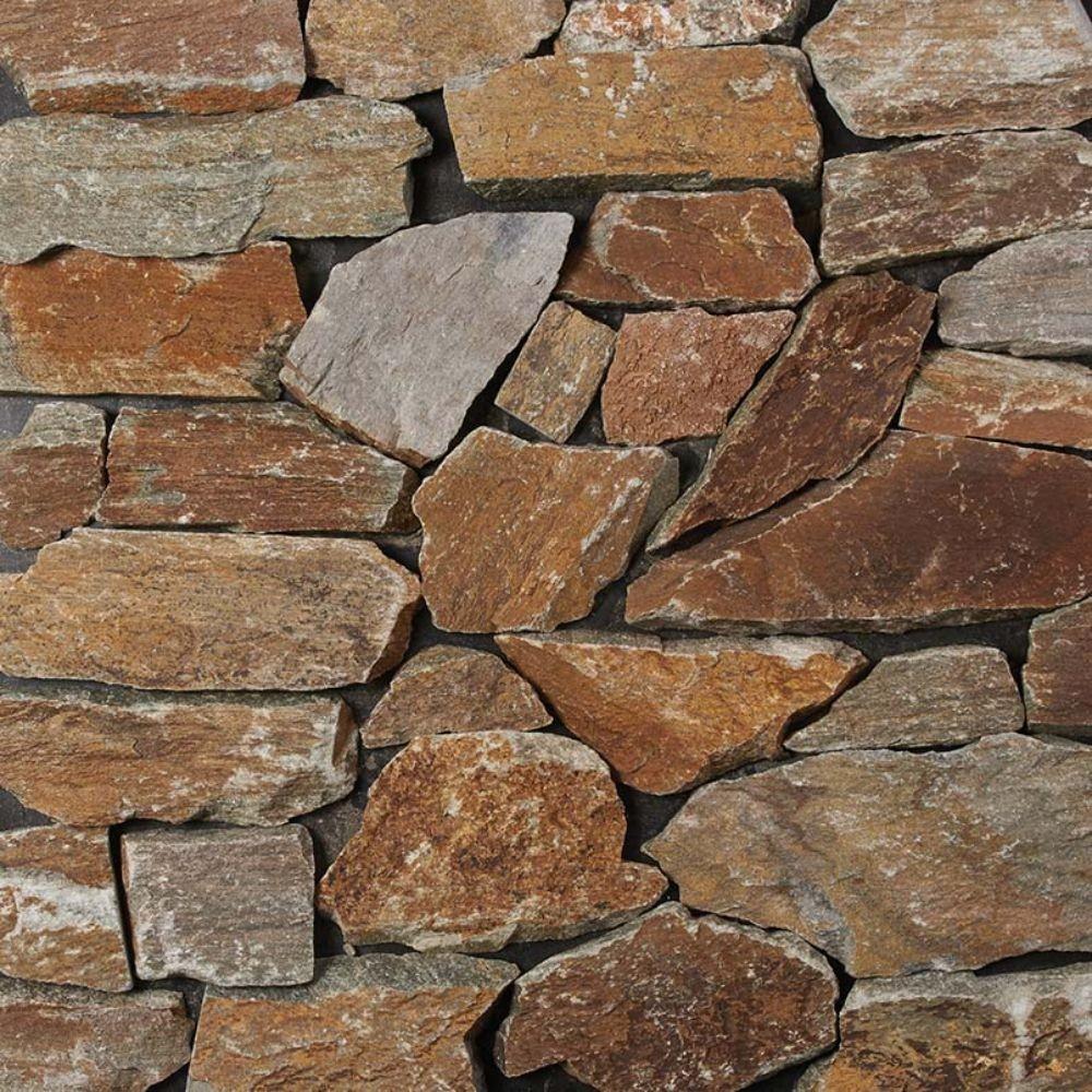 Canyon Creek Natural Splitface Loose Stone Veneers