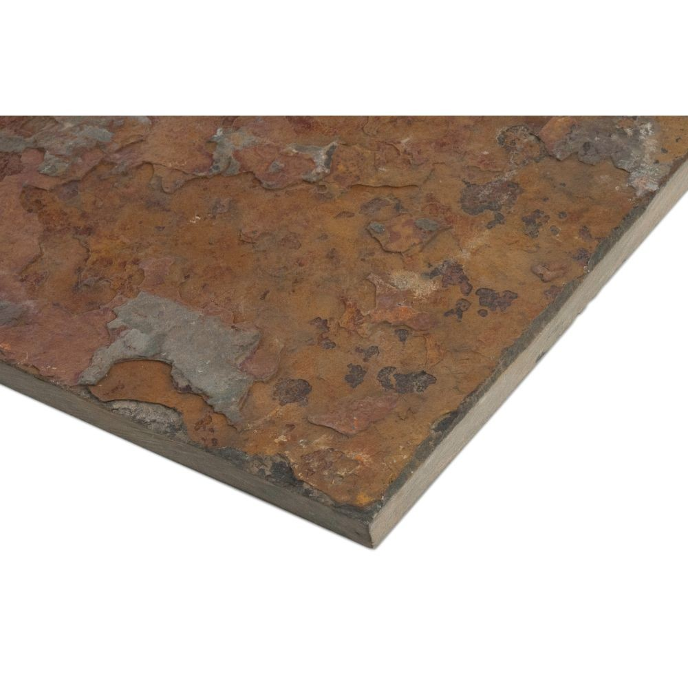 China Multicolor Classic 12x12 Gauged Slate Tile