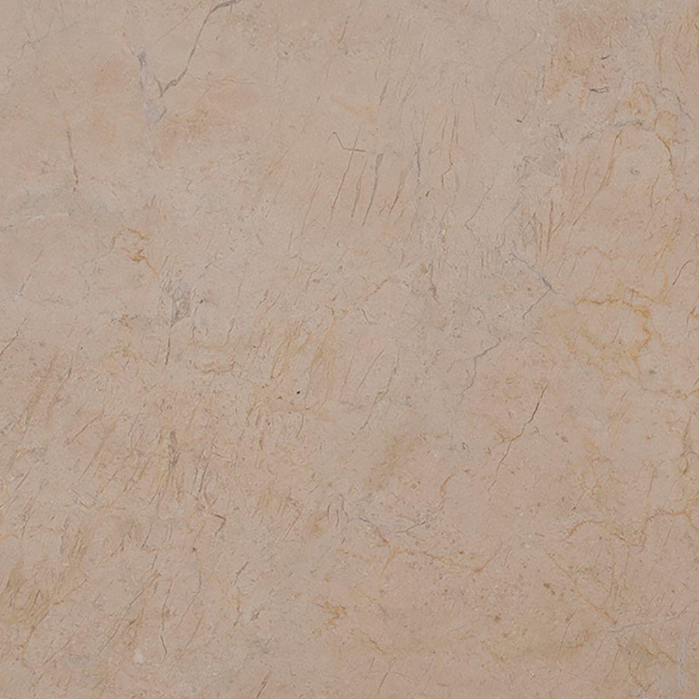 Crema Marfil select 18X18X0.63 Honed