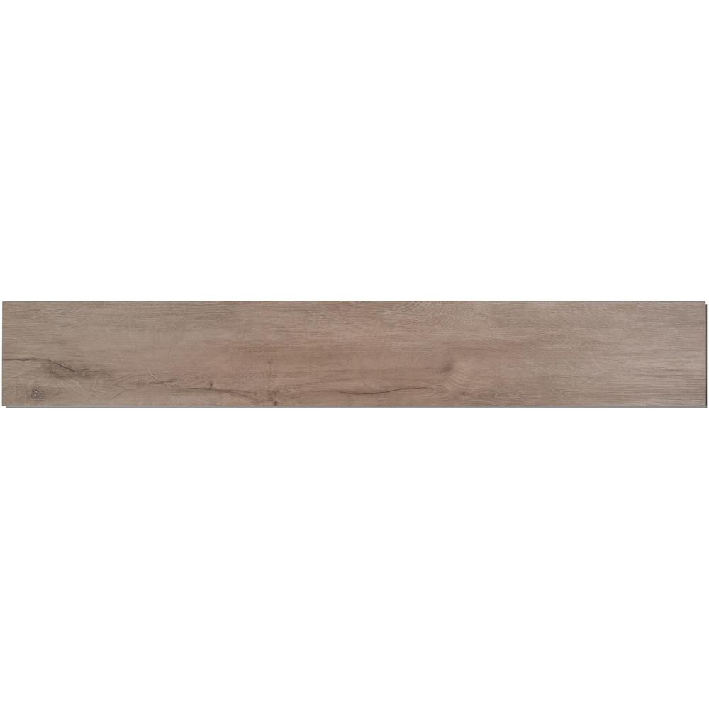 Cyrus Hercules Gray 7X48 Luxury Vinyl Plank Flooring