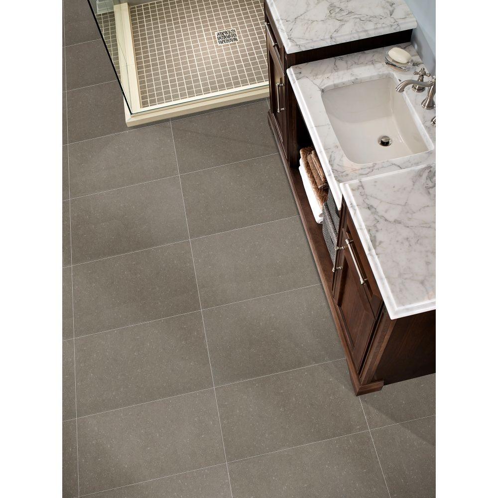 Dimensions Concrete Look 12X24 Matte Porcelain Tile