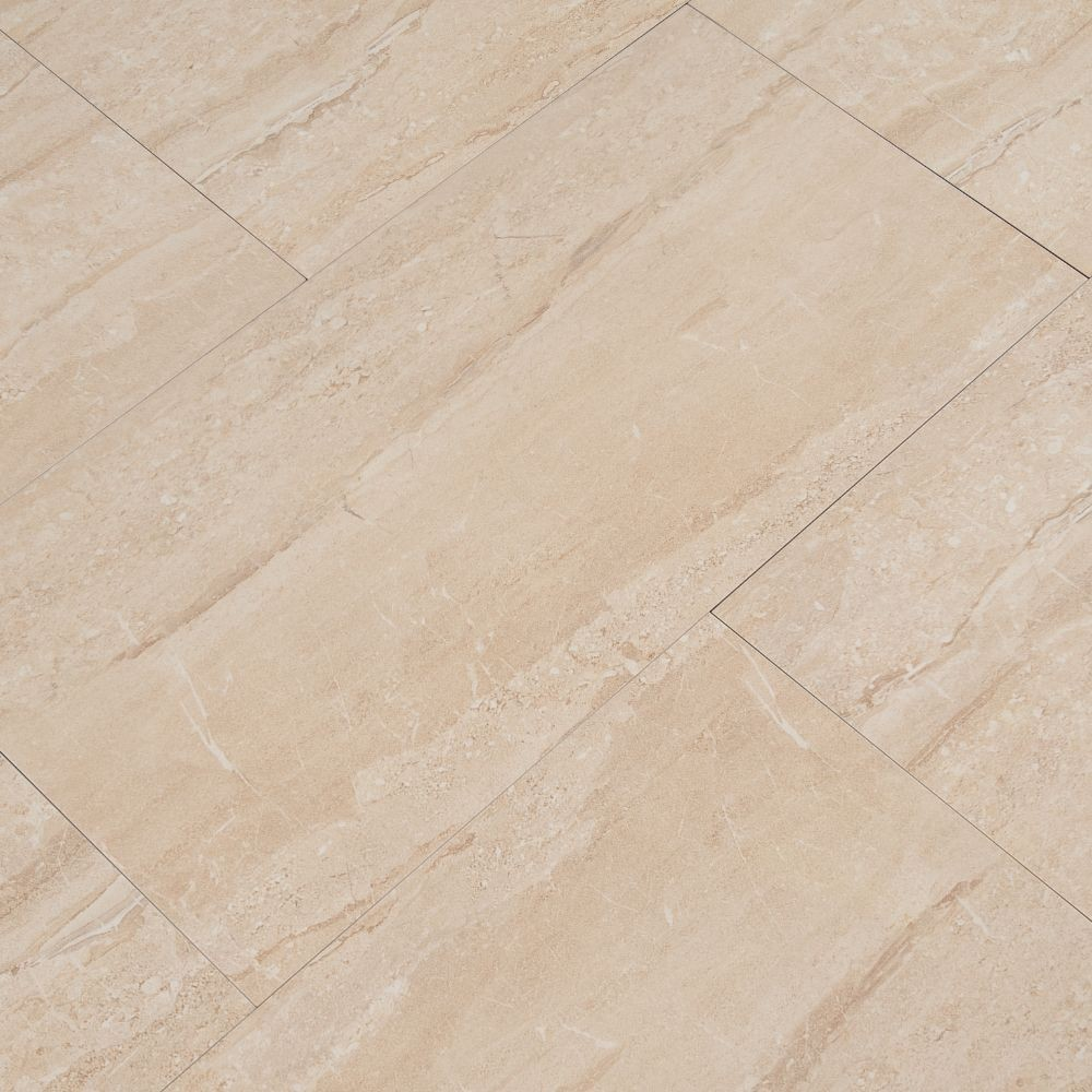 Dunes Beige 16X32 Polished Porcelain Tile