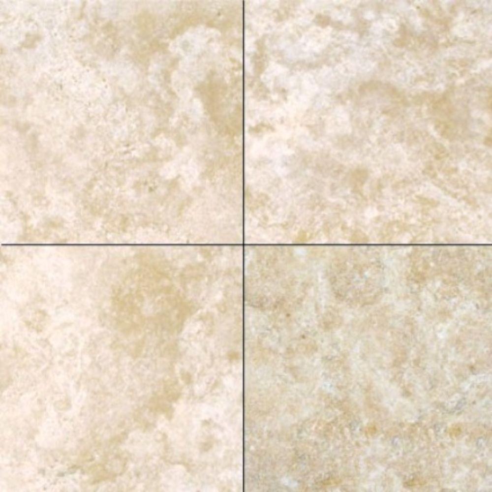 Durango Cream 24X24 Honed / Filled