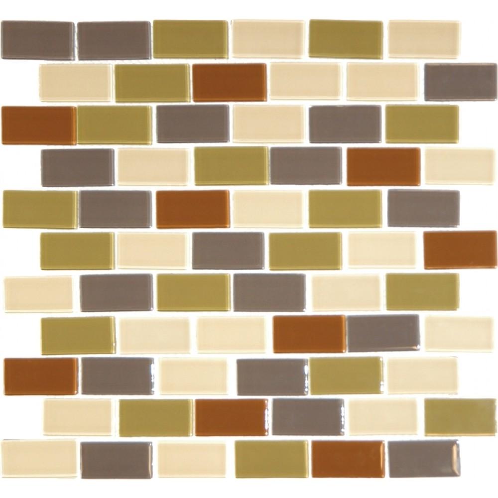 Everglade Brick 1X2X4MM