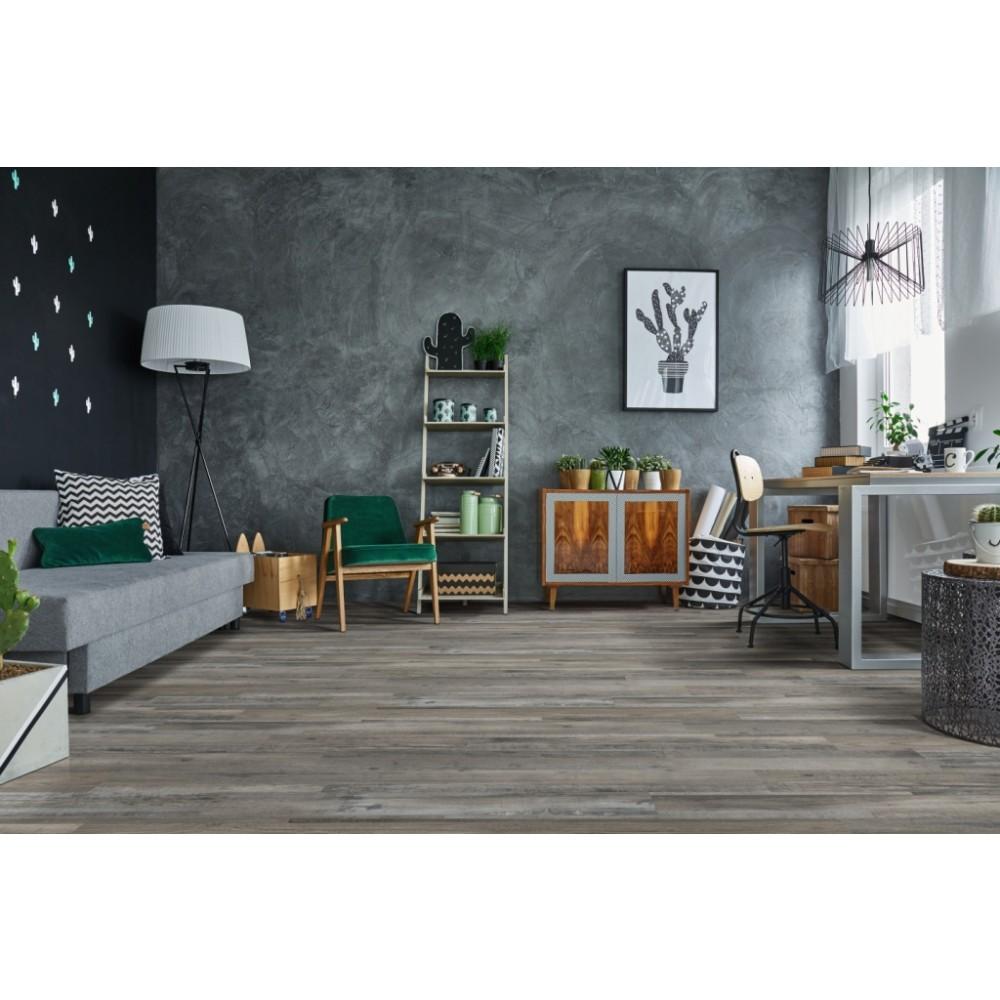 Glenridge Coastal Mix 6x48 Glossy Wood LVT