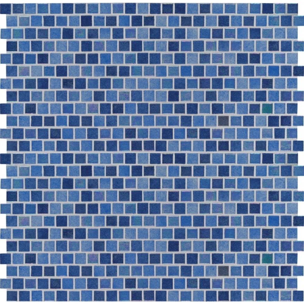Hawaiian Sky 1x1 Staggered Glass Mosaic Tilesbay Com