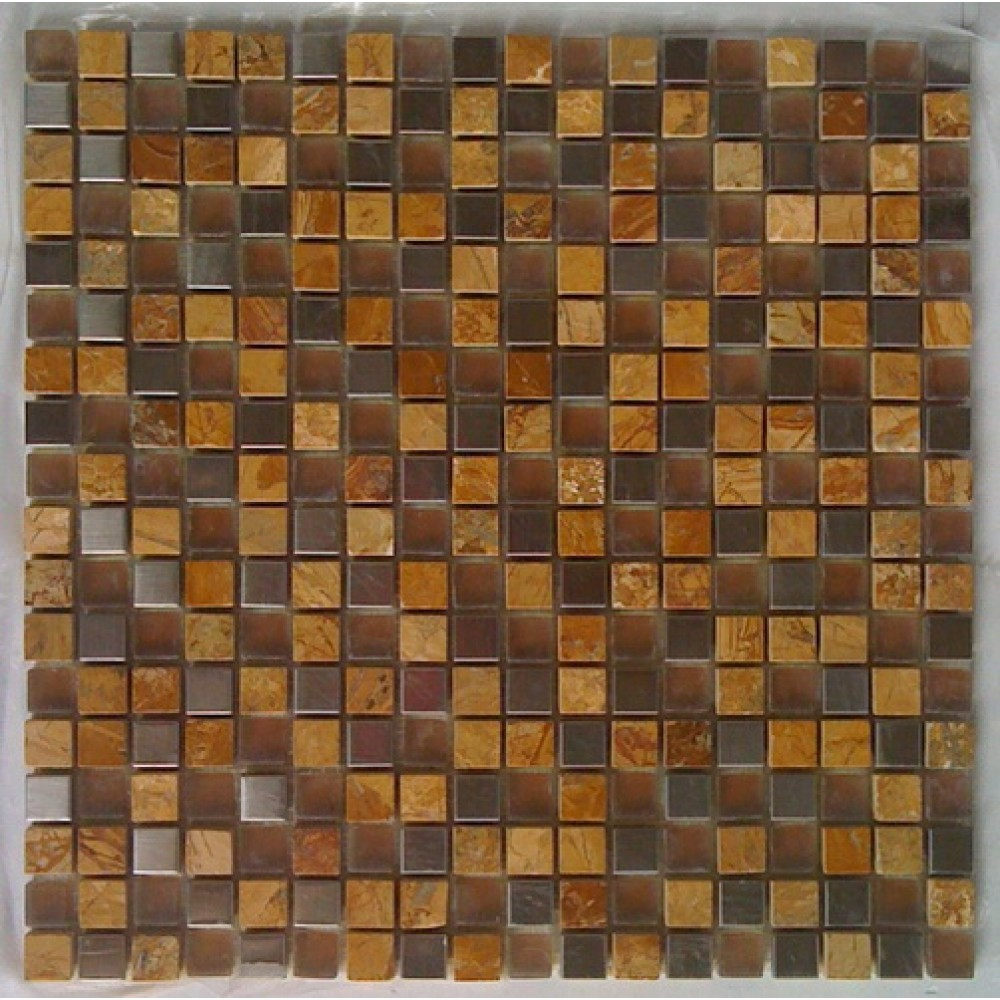 Autumn Gold 5/8x5/8 Steel Blend