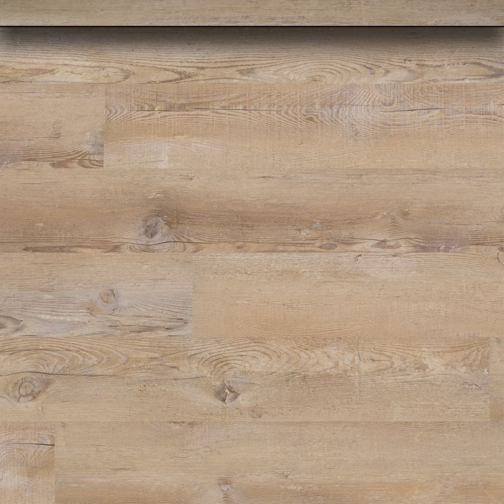 Lime Washed Oak 1-3/4X94 Vinyl Overlapping Stair Nose