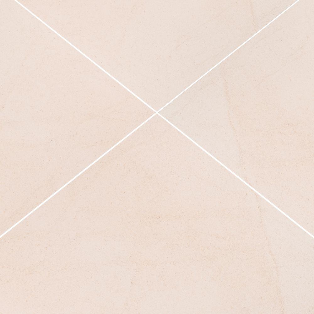 Livingstyle Cream 24x24 Matte Porcelain Tile Tilesbay Com