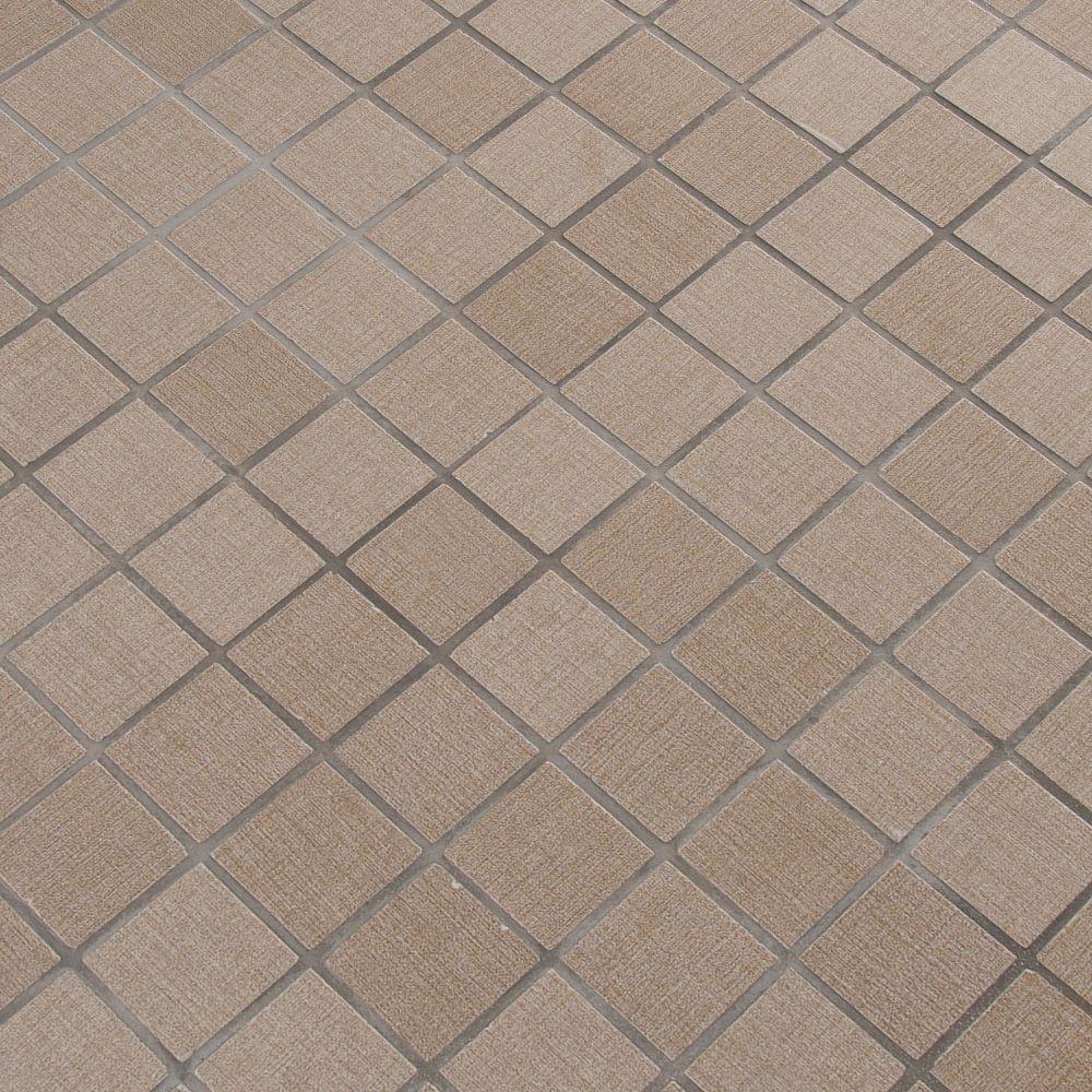 Loft Olive 2X2 Matte Mosaic