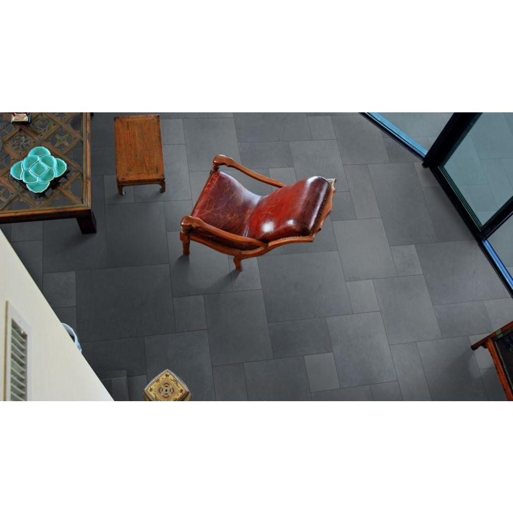Montauk Blue 6X24 Gauged Slate Tile