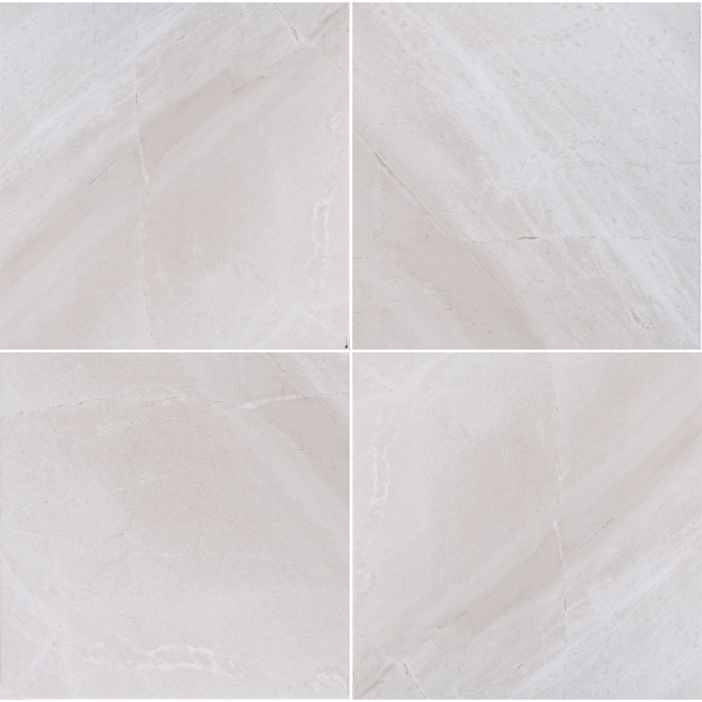 Naples Gris 18X18 Matte Ceramic Floor and Wall Tile