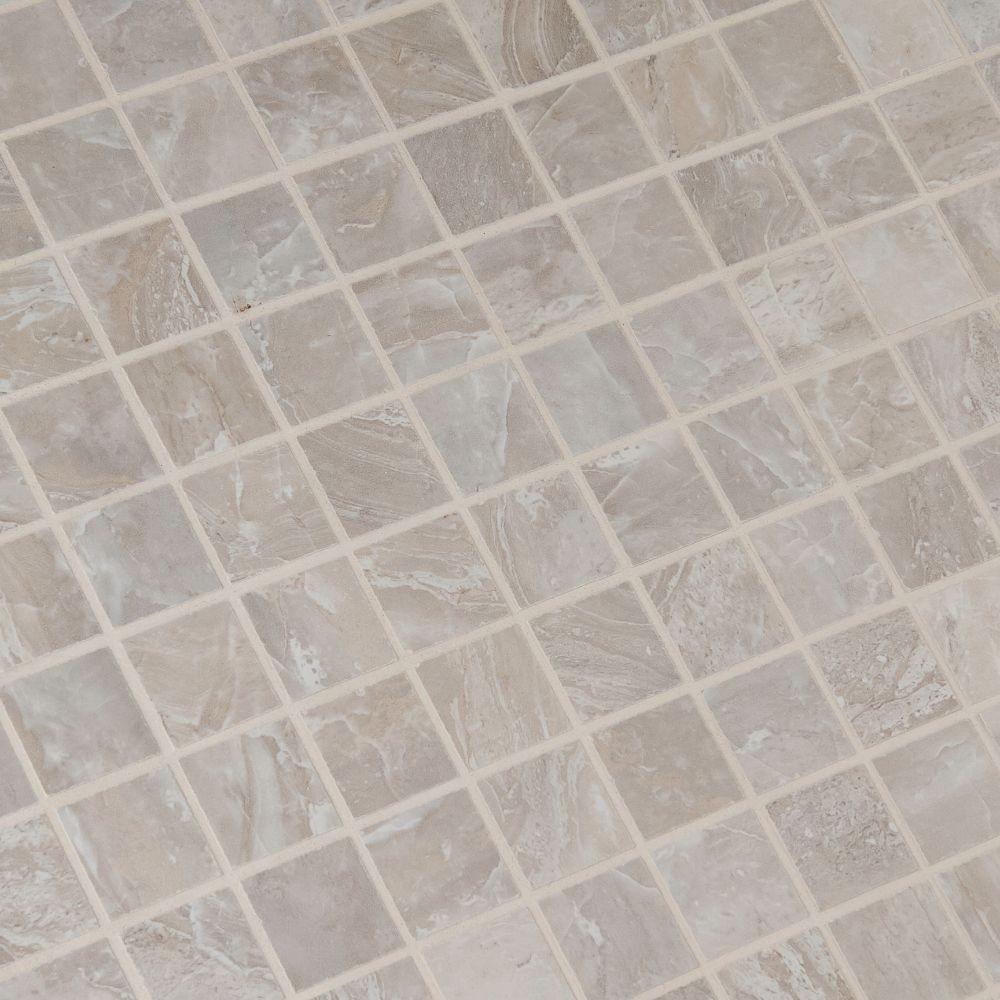 Onyx Grigio 2x2 Matte Porcelain Tile