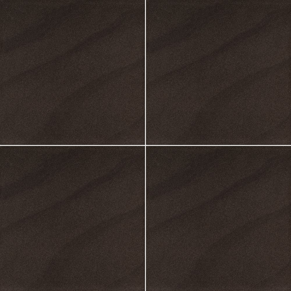 Optima Graphite 24X24 Polished Porcelain Tile