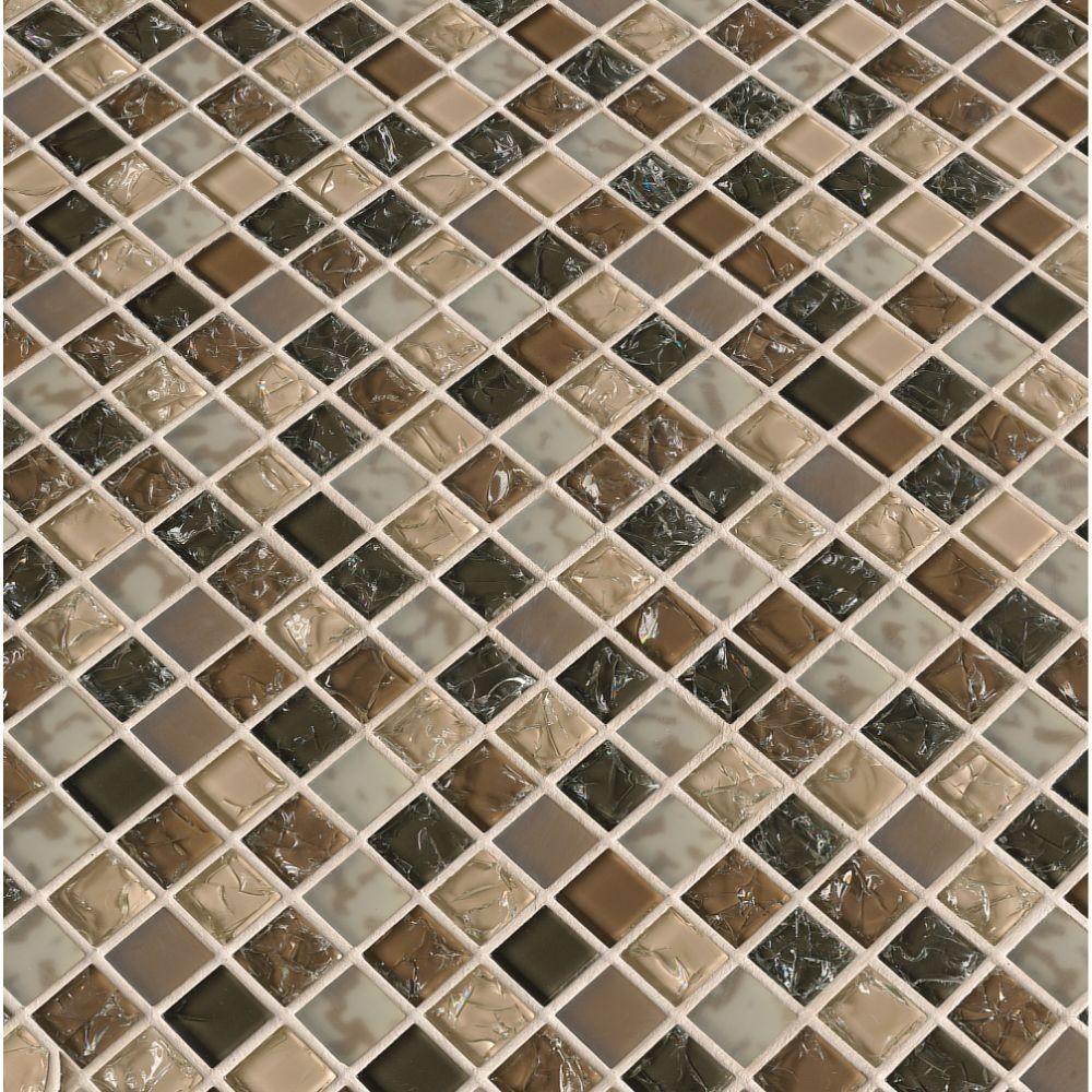 Pacific Dunes Blend 1x1x8MM Mosaic