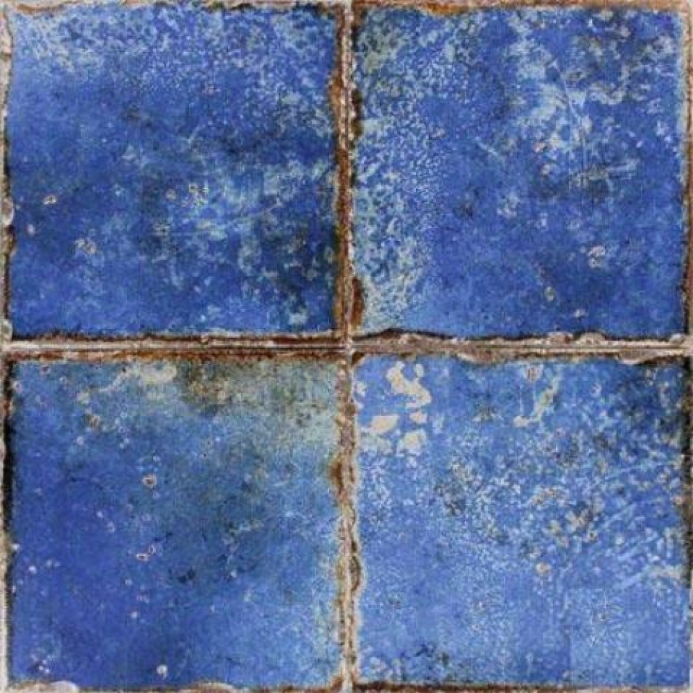Pacifico Blue 6X6 Glazed