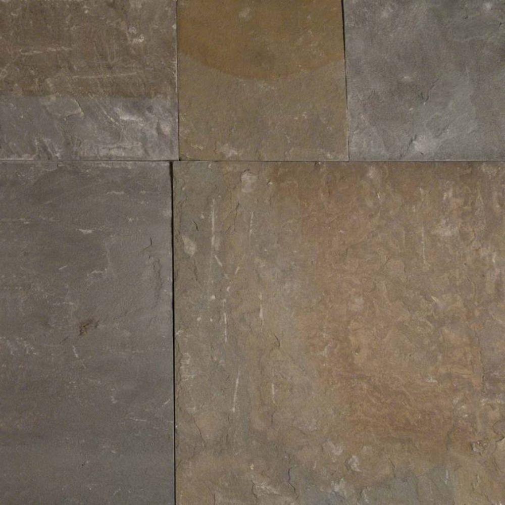 Pennsylvania Bluestone 12X12 Natural Cleft Sandstone Paver