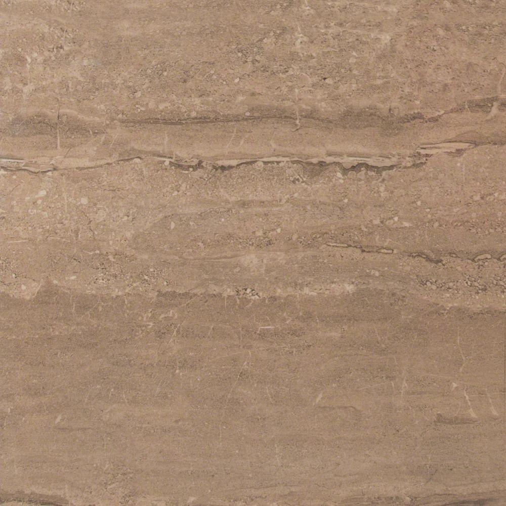 Pietra Dunes 18X18 Polished Porcelain Tile
