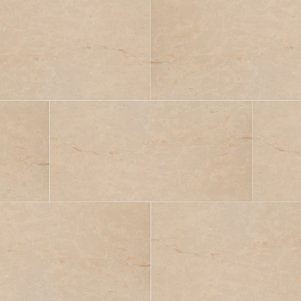 Pietra Ivory 16X32 Matte Porcelain Tile