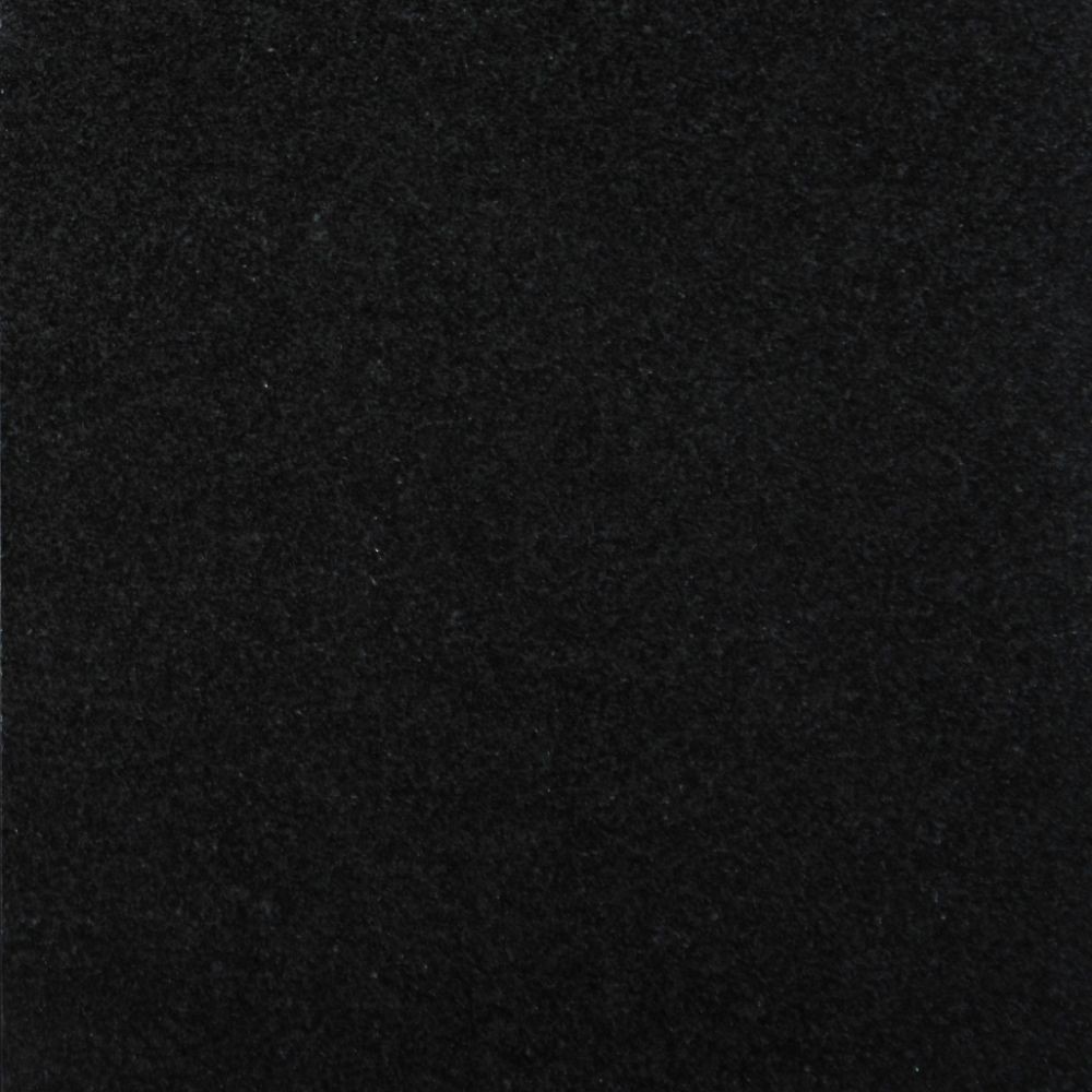 Premium Black 12x12 Polished