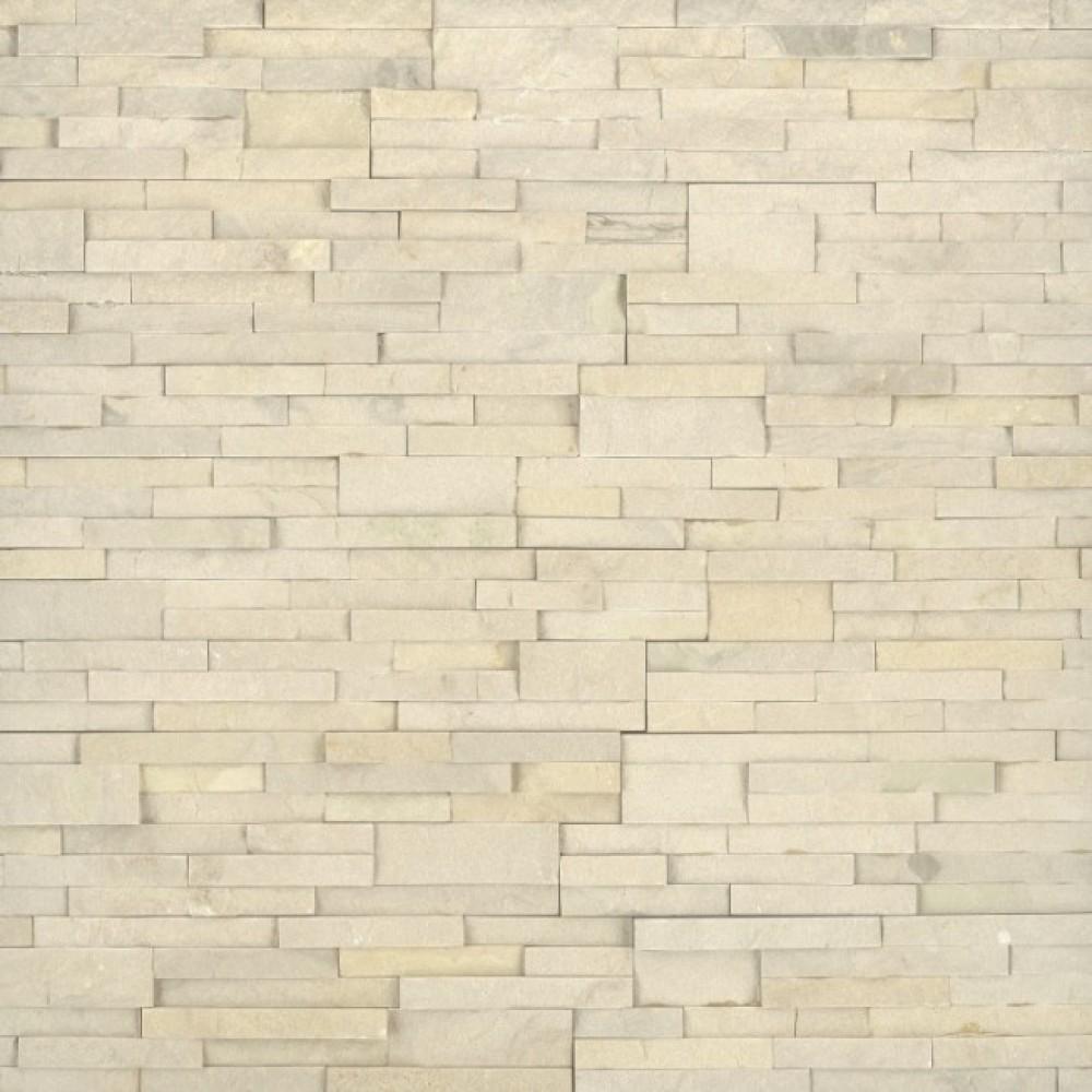 Sedona Beige 6X24 Split Face Ledger Panel