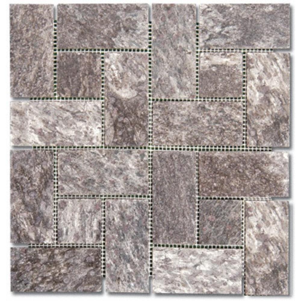 Ostrich Grey S-Pattern