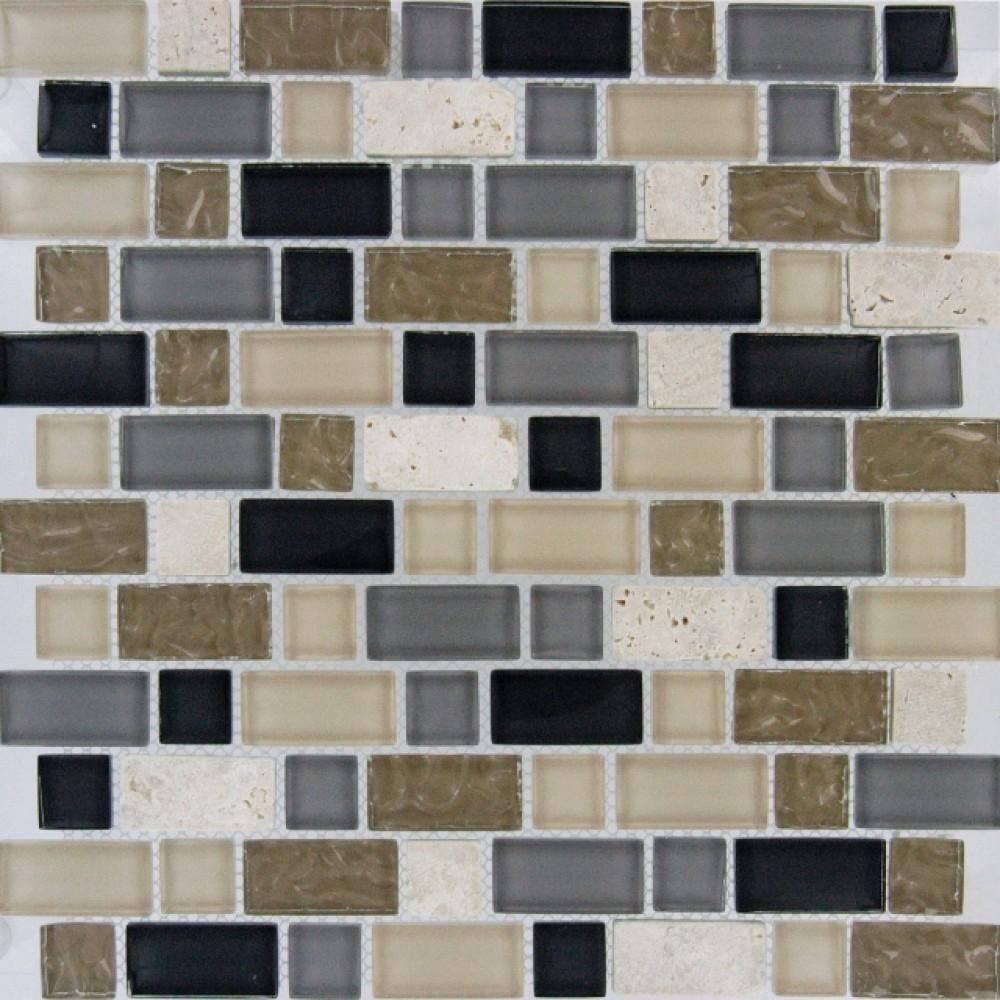 Stonecrest Interlocking 8MM Mosaic