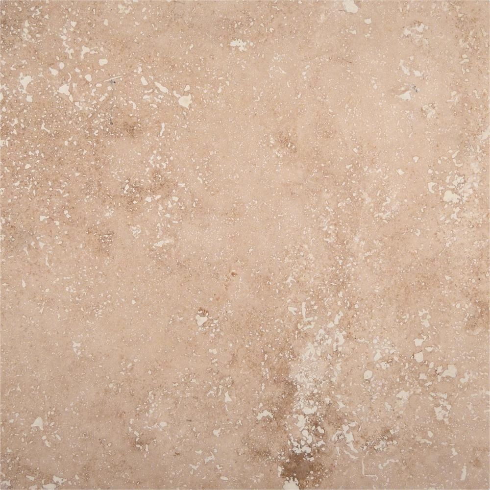 Tuscany Classic 16X16 Honed / Filled Travertine Tile