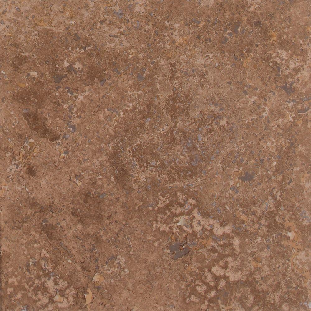 Tuscany Walnut 12X12 Honed / Filled