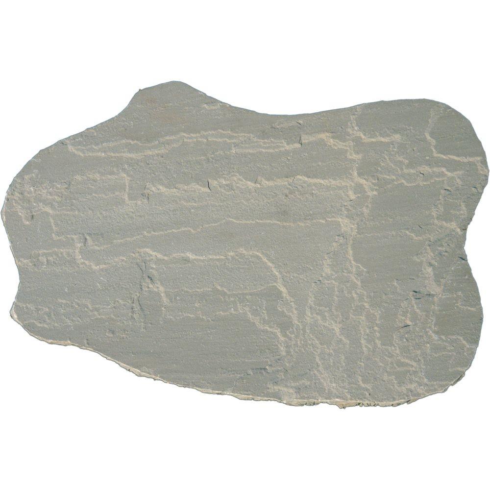 Venetian Grey Stepping Stone 12x18 Hand Cut Natural