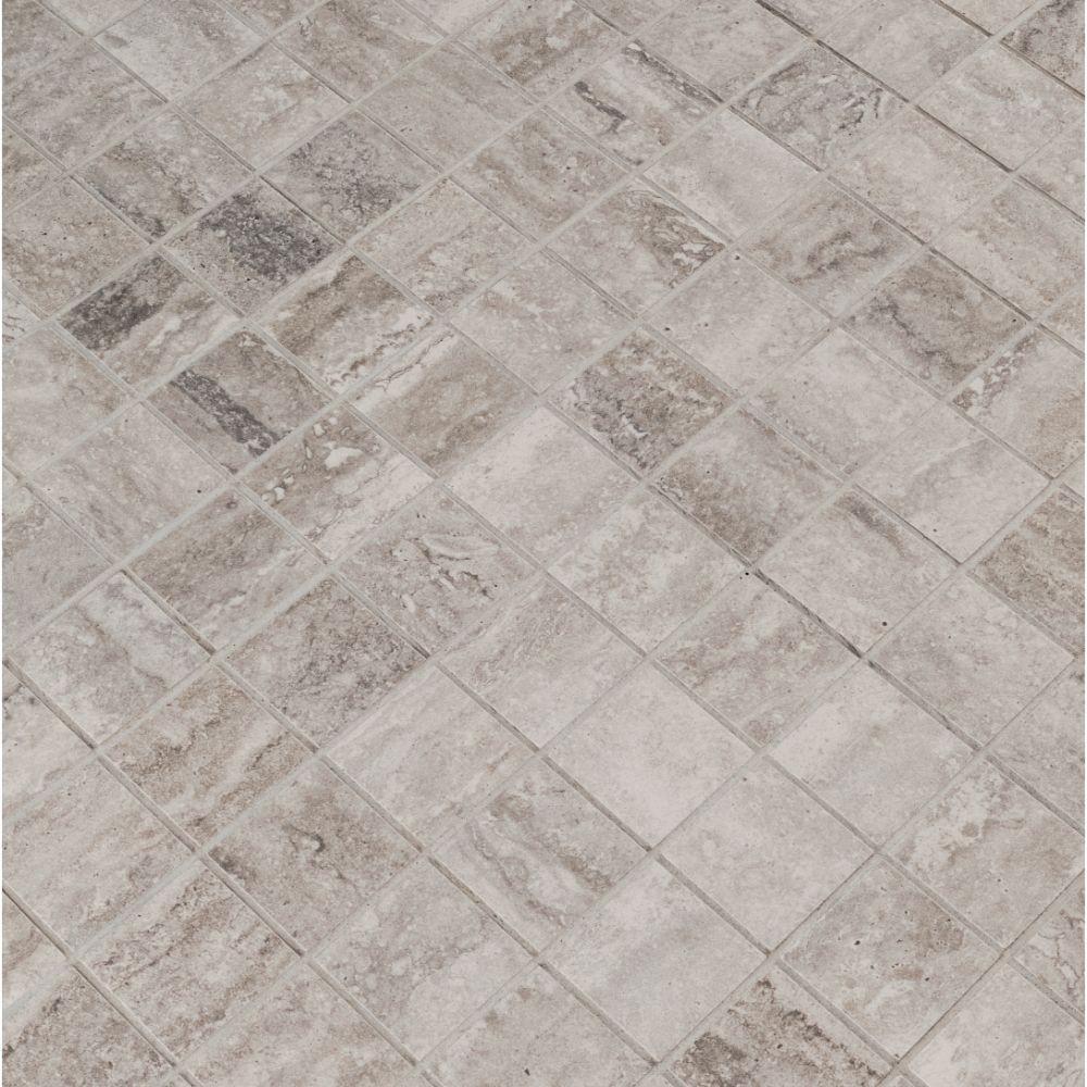 Veneto Gray 2X2 Mosaic