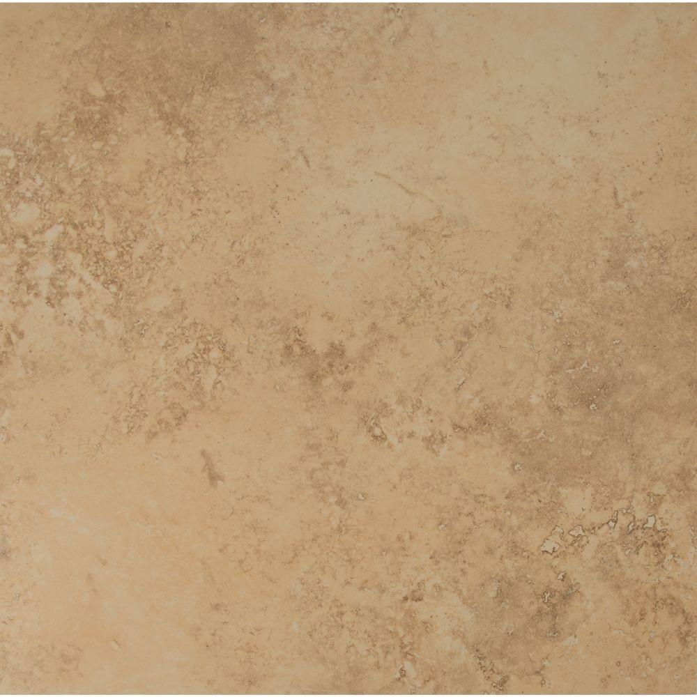Venice Crema 20X20 Matte Porcelain Tile