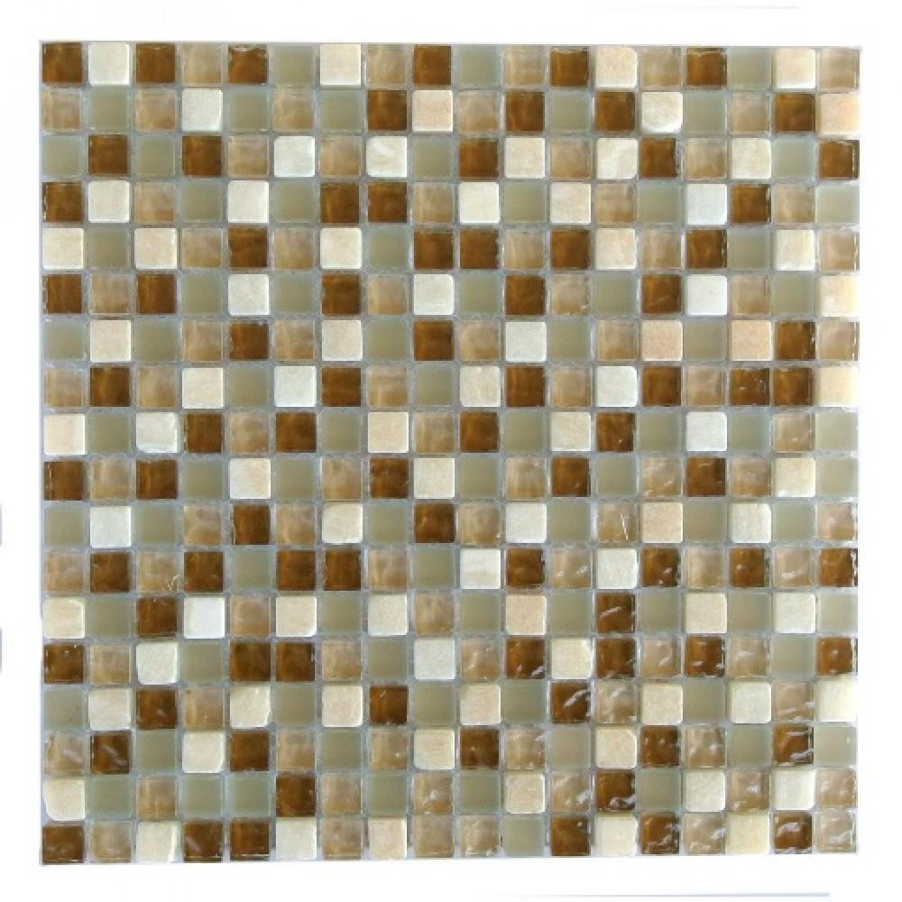 Quartz Collection 5/8 x 5/8 Deserto Glass