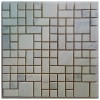 Arabescato Carrara Magic Pattern 12x12 Tumbled