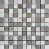 Arctic Storm 1x1 Honed Mosaic