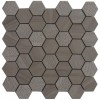 Athena Trinity Hexagon Polished Mosaic